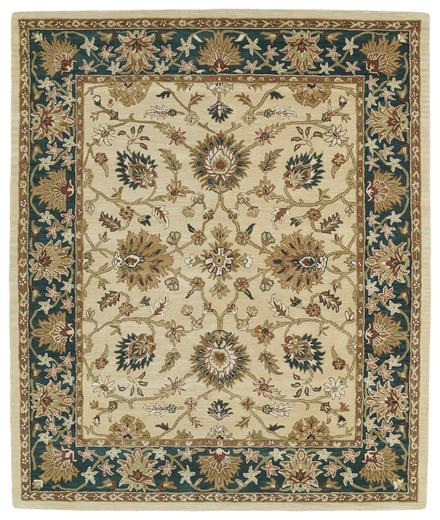 Safavieh Pl537a Persian Legend Wool Hand Tufted Rust Navy: Area Rugs In Many Styles Including Contemporary