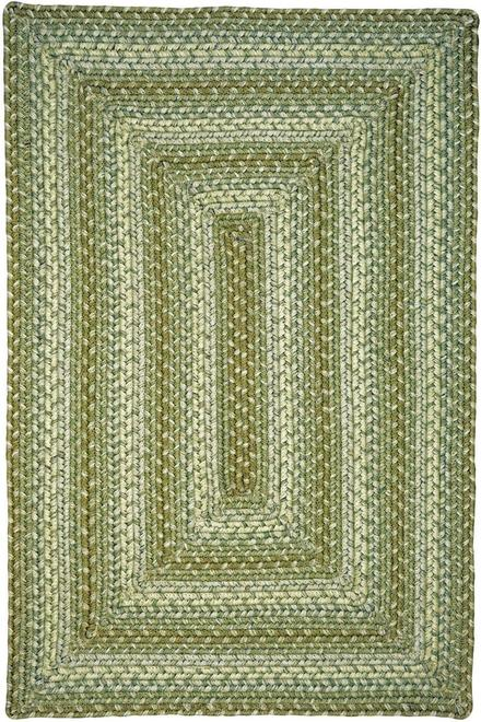 thumb russet braided by homespice decor c rug world green