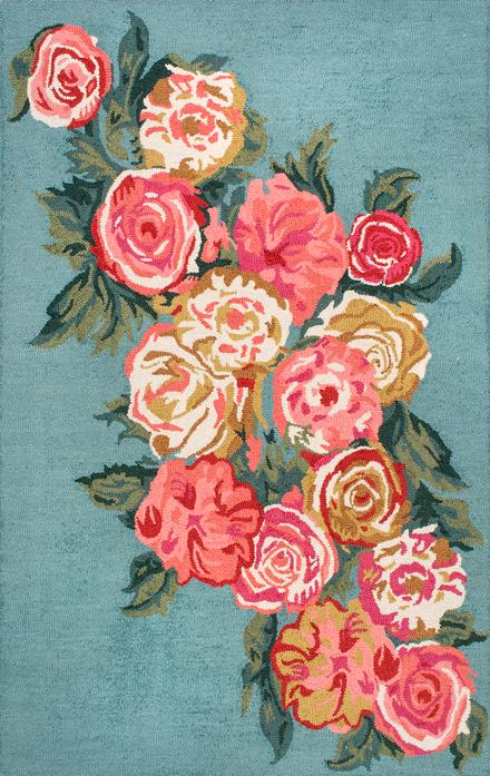 Floral Rugs And Flower Rugs Rugs Usa