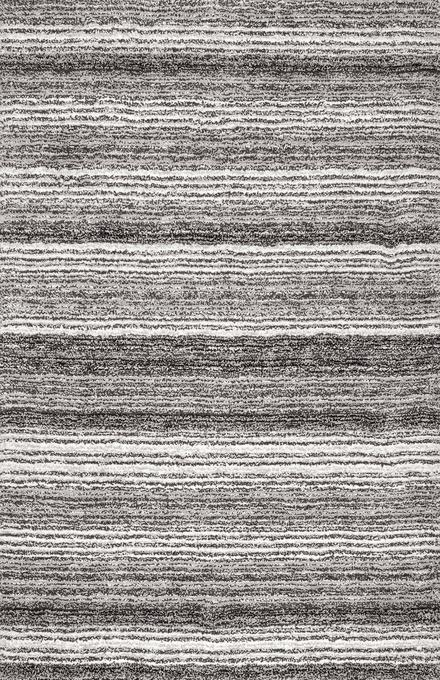 Keno Striped Shaggy Rug Multi Color Shag Rug Rugs Usa