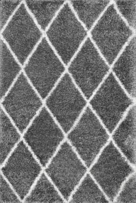 Gray Moroccan Rug