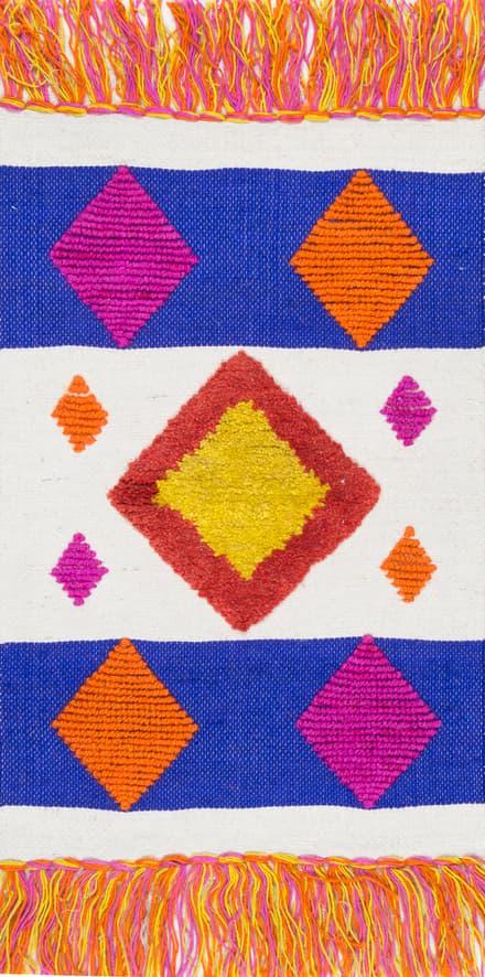Flaire Harlequin Rug Jute Southwestern Rug Rugs Usa