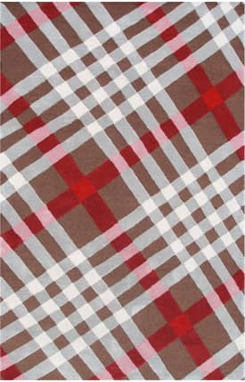 The Rug Market Brit Plaid