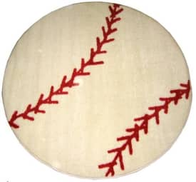 Fun Rugs Baseball