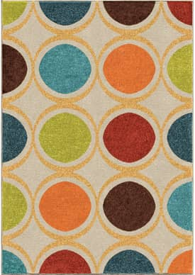 Carolina Weavers Color Circles