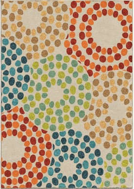 Carolina Weavers Polka Circles