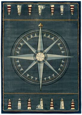 United Weavers Compass Rose