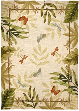 Homefires Rugs Butterflies & Dragonflies Outdoor