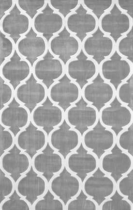 Rugs USA ACR188 Notched Trellis