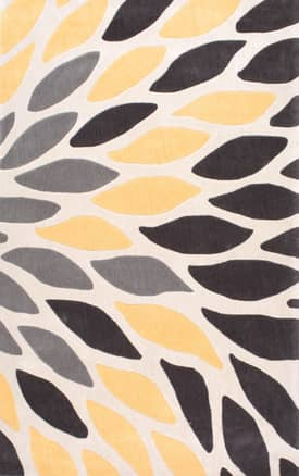 Rugs USA ACR197 Color Block Petals