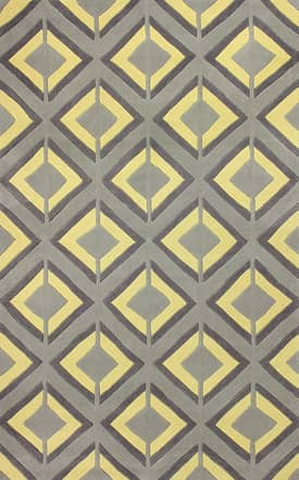 Rugs USA ACR207 Cut Diamond Trellis