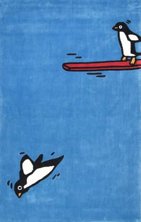 Rugs USA Penguin Jump