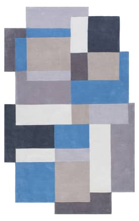 Rugs USA Shaped ACRGR15 Modern Squares