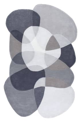 Rugs USA Shaped Overlapping Stones ACRGR16