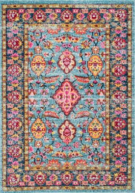 Rugs USA SH02 Forrest Allover Floral Herati