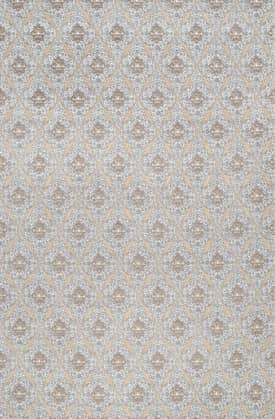 Rugs USA DM01 Cotton Damask Trellis