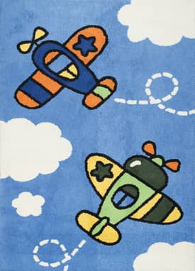 Rugs USA CS02 Soaring Planes