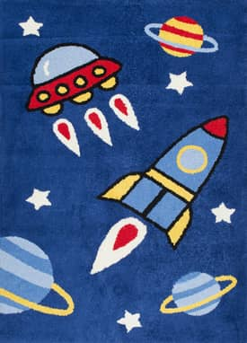 Rugs USA CS03 Flying Spaceships