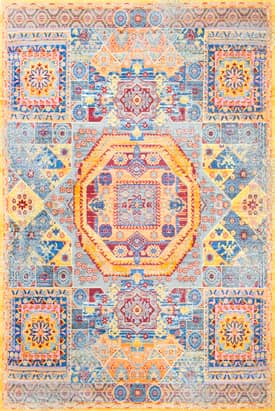 Rugs USA Rustic Octagon Token