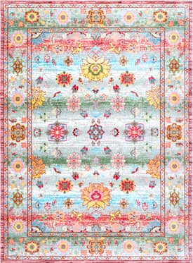 Rugs USA TW03 Faded Oriental Pond