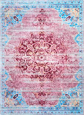 Rugs USA TW05 Vintage Cathedral Medallion