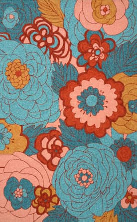 Rugs USA Floral Indoor Outdoor VE01