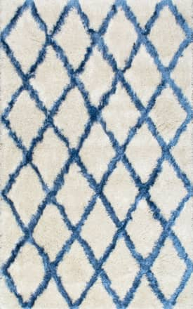 Rugs USA VE17 Bold Lattice Shag