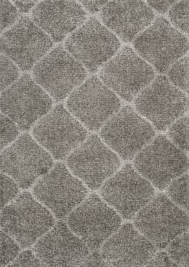 Rugs USA AD02 Shaggy Diamond Trellis