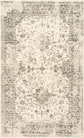 Rugs USA SL01 Simple Scrolling Starflower