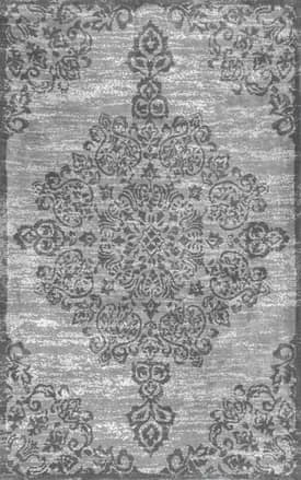 Rugs USA BP02 Floral Medallion
