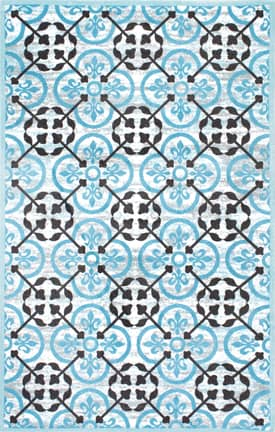 Rugs USA Printed BZ04 Arrow Lattice