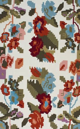 Rugs USA EV25 Pixelated Floral