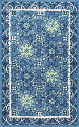 Rugs USA Indoor/Outdoor WC01 Moroccan Border