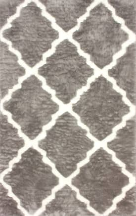 Rugs USA Faux Sheepskin Trellis