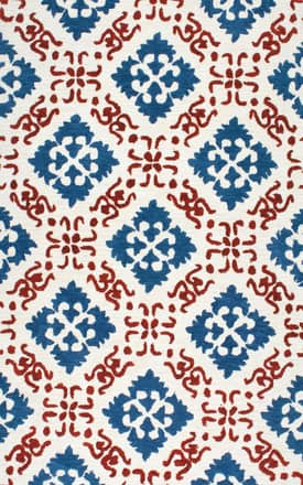Rugs USA BL28 Flourished Trellis
