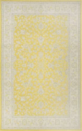 Rugs USA Indoor and Outdoor JR05 Delicate Floral Persian