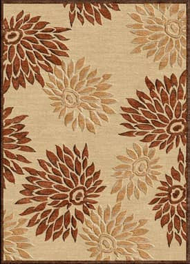 Rugs USA Outdoor Sunburst