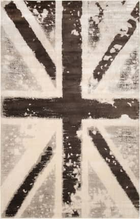 Rugs USA VI14 Vintage British Flag