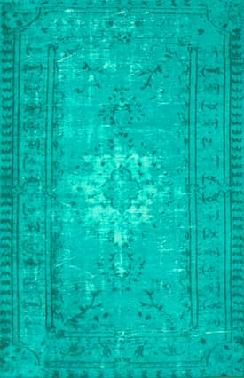 Rugs USA Printed Damla Overdyed