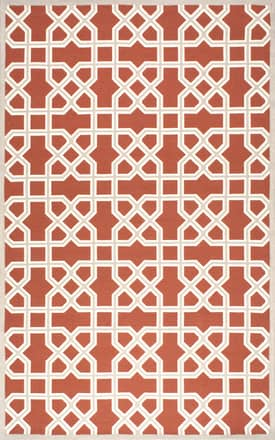 Rugs USA WT07 Geometric Lattice