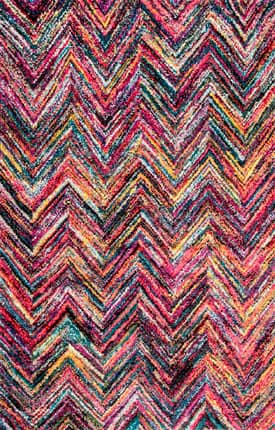 Rugs USA Vibrant Chevron CR010