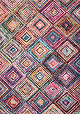 Rugs USA Checkered Squares CR05