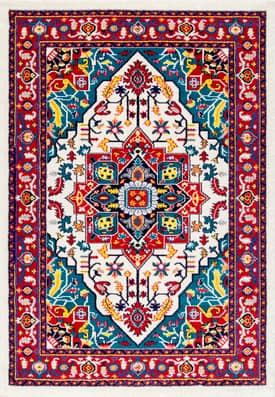 Rugs USA CR18 Madge Manorial Medallion