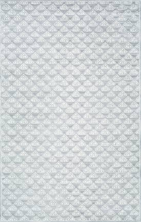 Rugs USA MA02 Hand Tufted Wool Triangular Damask
