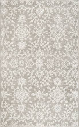Rugs USA MA03 Hand Tufted Wool Floral Ogee Damask