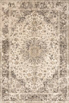 Rugs USA Garnished Medallion
