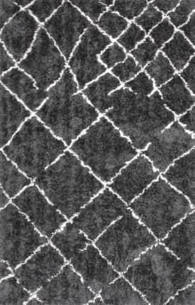 Rugs USA Shaggy BR01 Clipped Net