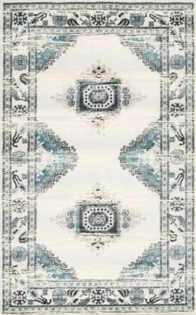 Rugs USA SM03 Oriental Floral Reflections