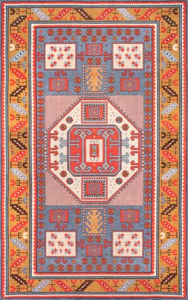 Rugs USA DN01 Tribal Octagon Medallion