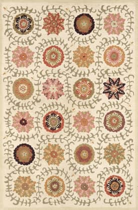 Rugs USA Floral Suzani AT06